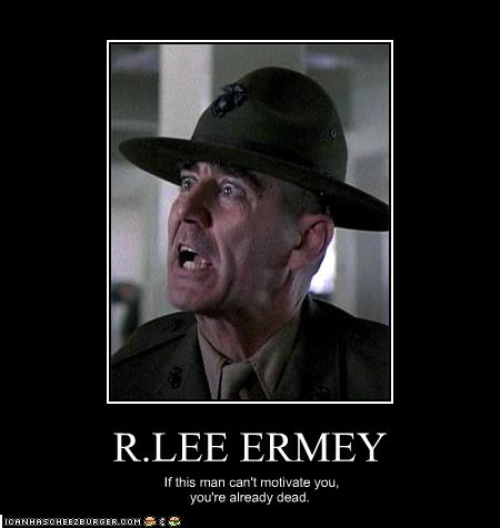 R Lee Ermey Young Muse, Unfettered | Tia...
