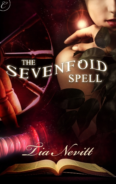 The Sevenfold Spell Cover